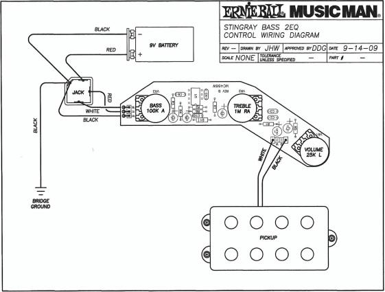 ernie ball guitar wiring diagram wiring diagram  fever brand guitar wiring diagrams #7