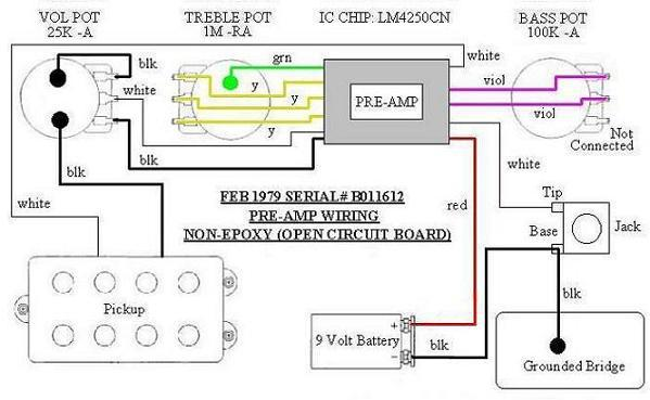 [FPER_4992]  SR4 PUPs and Preamps Pre-EB & EB (Part 1) | Wiring Diagram Sterling Hh |  | Formerly MUSICMANBASS.ORG